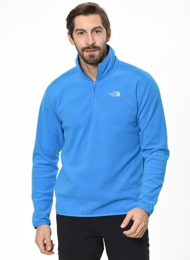 The North Face Polar Sweatshirt Mavi